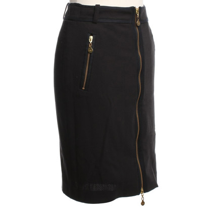 Stine Goya Pin skirt in black