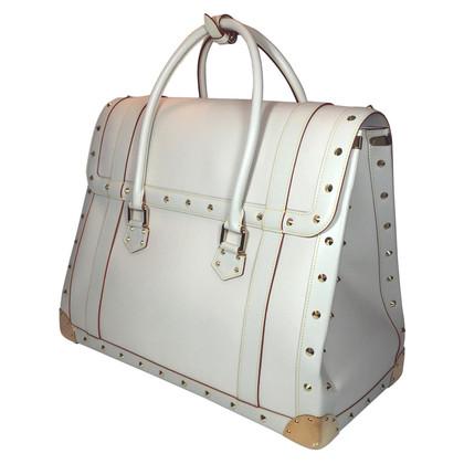 Louis Vuitton L'Extravagant Suhali Leather Blanc