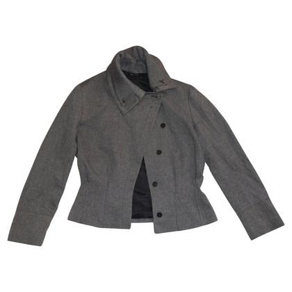 Versace Giacca in lana / seta
