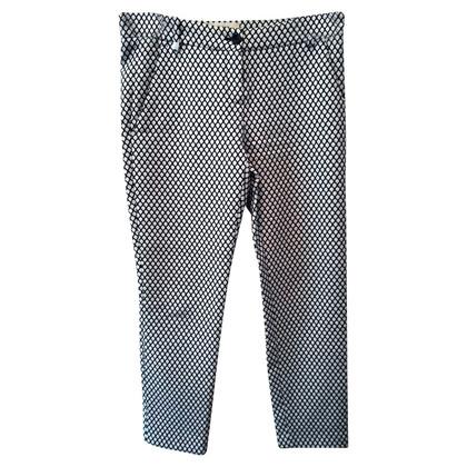 Pinko Pantaloni in Nero / Bianco