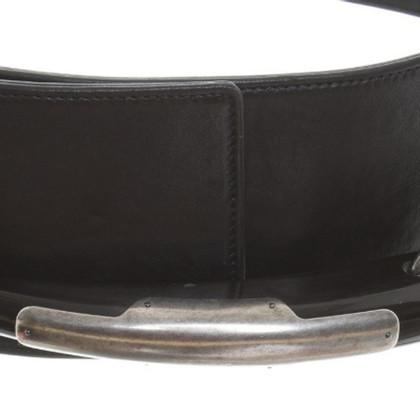 Yves Saint Laurent Garter belt with striking detail