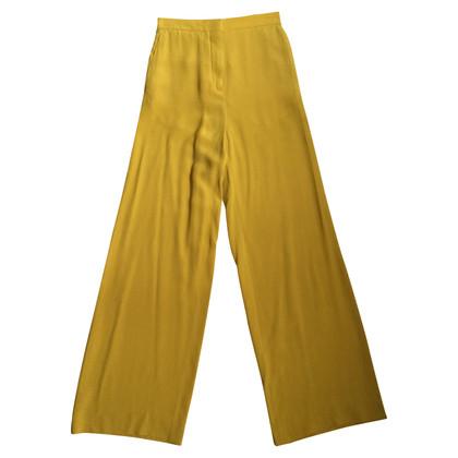 Rochas Pantalon en soie
