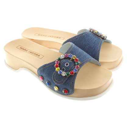 Marc Jacobs Sandals with decorative stones