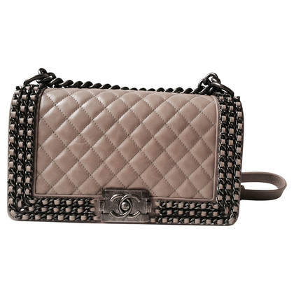 "Chanel ""Boy Bag Enchained Medium"""