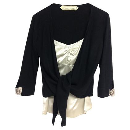 Schumacher Silk top and jacket