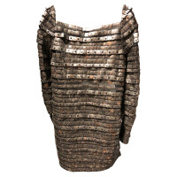 Tom Ford Metallisches Kleid