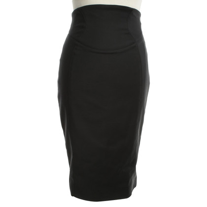 Dolce & Gabbana Elegant skirt in dark blue