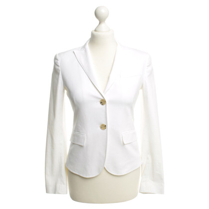 Theory Blazer in white