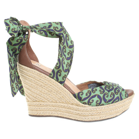 Wedges UGG UGG Muster Bunt mit Australia Wedges Muster Australia w1qEWdC