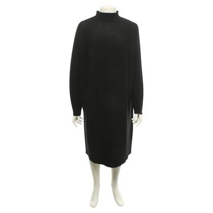 Set Knit dress in black