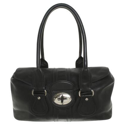 Tod's Leather handbag in black