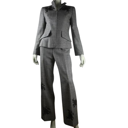 Other Designer Pant suit made of wool