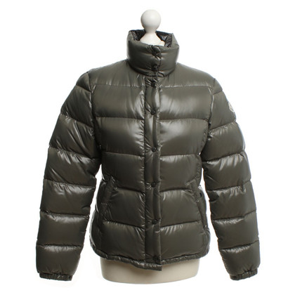 Moncler Quilted jacket in khaki