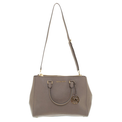 Michael Kors Sutton LG Satchel Dark Dune