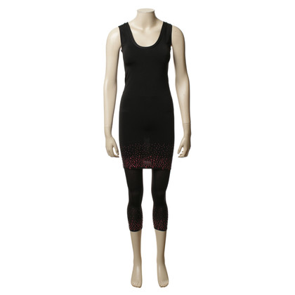 Wolford two-piece with sequins