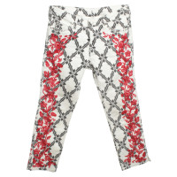 Isabel Marant Jeans with pattern