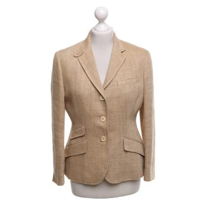 Ralph Lauren Blazer in beige-brown