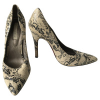 Other Designer Ana Alcazar - pumps with snake print