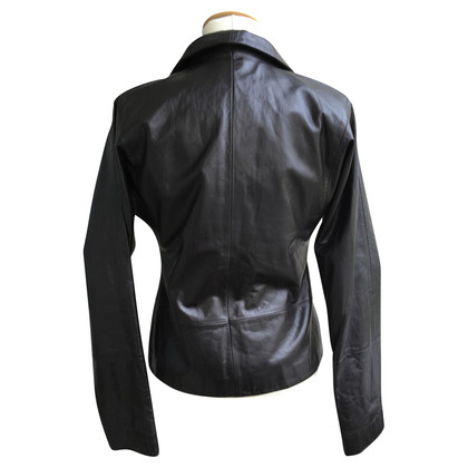 Altre marche Susanne Bommer - giacca in pelle