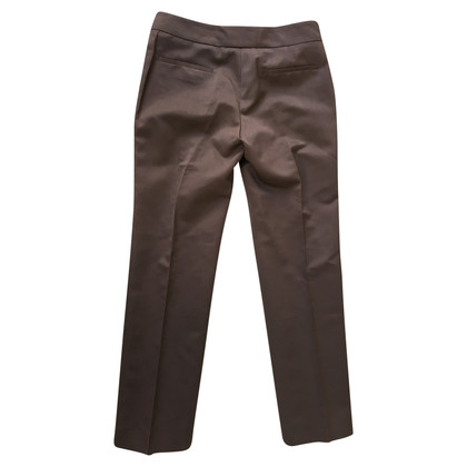 Chloé Pants of proportion of silk
