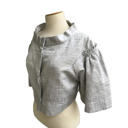 By Malene Birger Jacket in silver