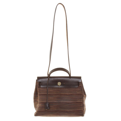 Hermès ,, Herbag '' in Brown