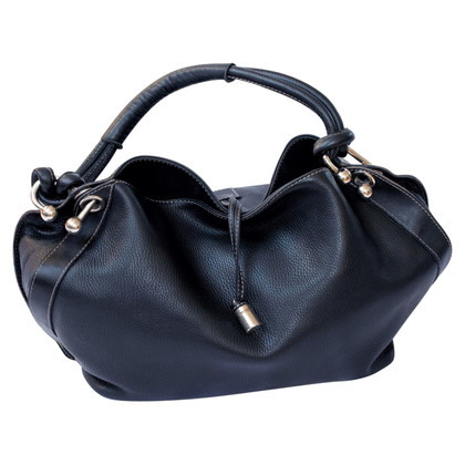 Hogan Black leather handbag