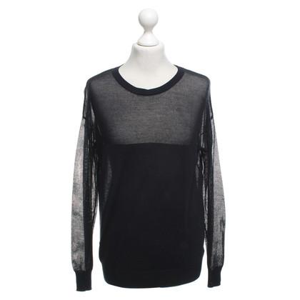 Filippa K Sweater in dark blue