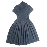 Calvin Klein Knit dress with pleats