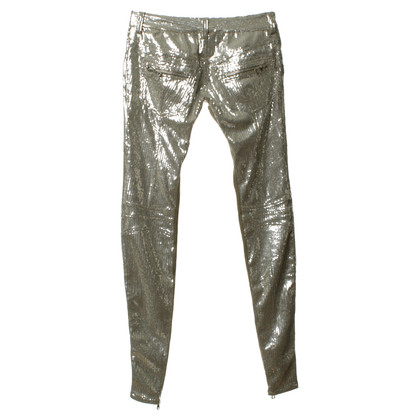 Balmain Pant with sequins
