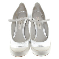Marc Jacobs Silver colored pumps