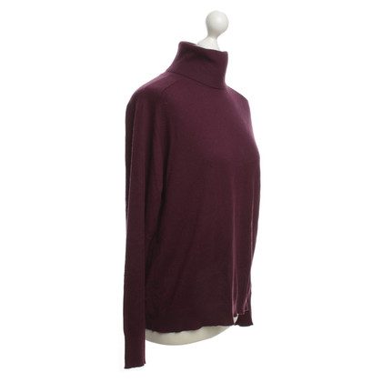 Escada Turtleneck in Purple