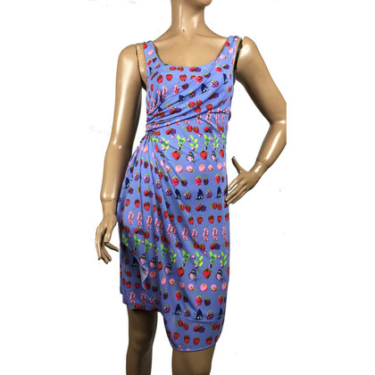 Versace for H&M Printed jersey dress