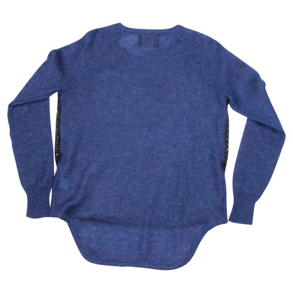 Markus Lupfer Blue sweater