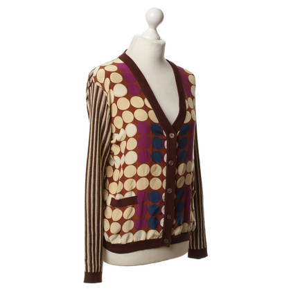 Marni for H&M Cardigan with silk usage