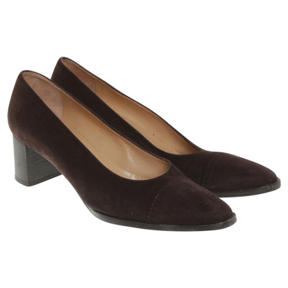 Rena Lange pumps in brown