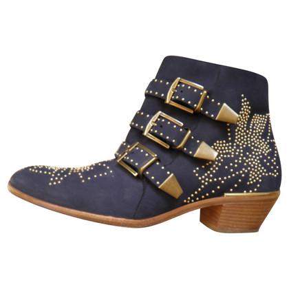 """Chloé Ankle boots """"Susanna"""""""