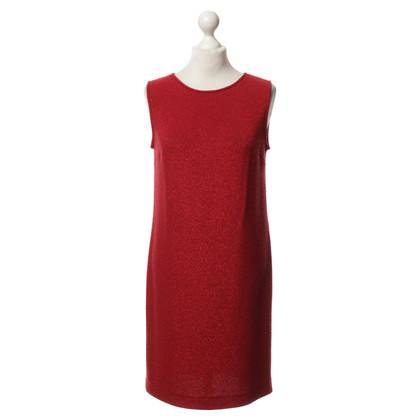Piu & Piu Dress with metallic threads