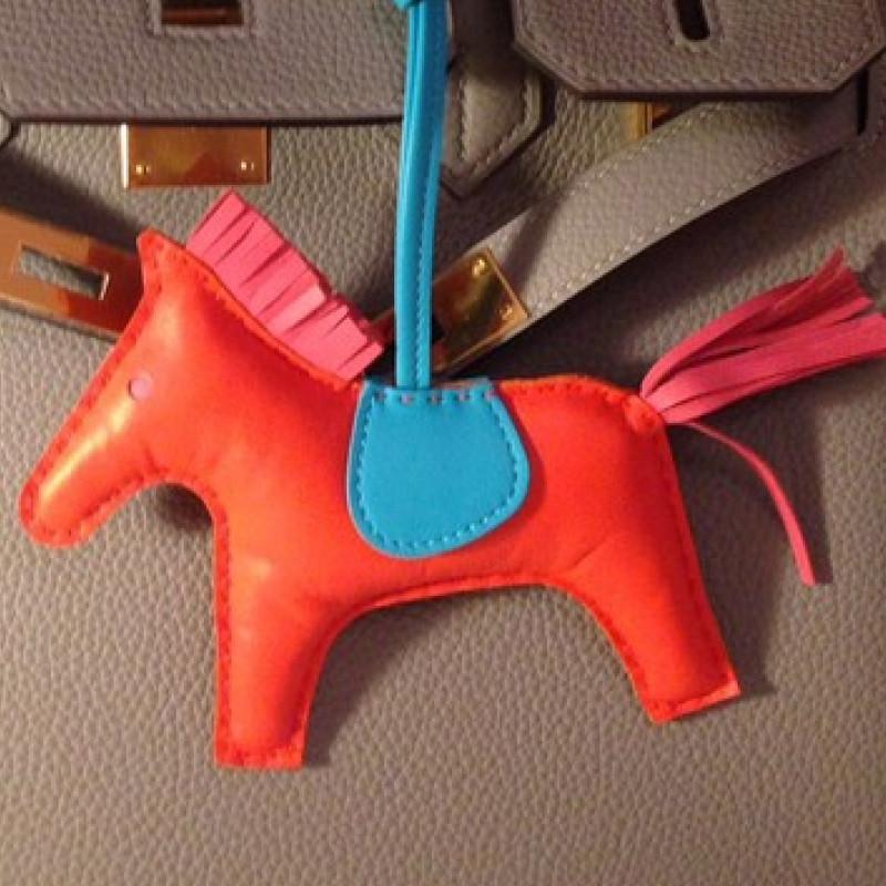 """Hermès Taschenanhänger """"Rodeo"""""""