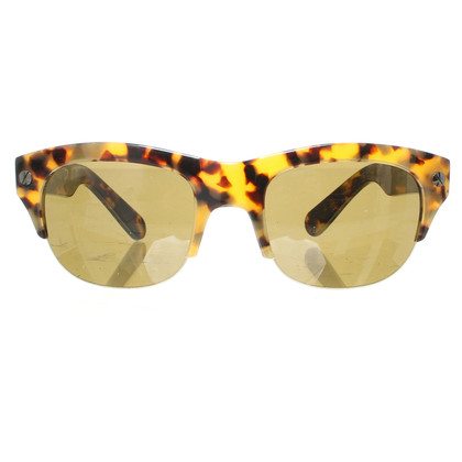 Lanvin Hoorn zonnebril