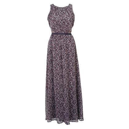 Armani Maxi-Kleid mit Muster
