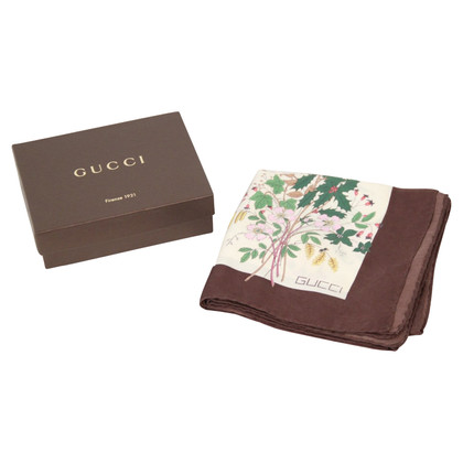 Gucci Seidentuch