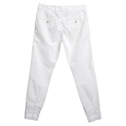 Bogner Pantalon en blanc