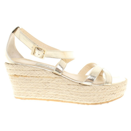 Jimmy Choo Sandals with platform