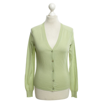 Wolford Cardigan in Light Green