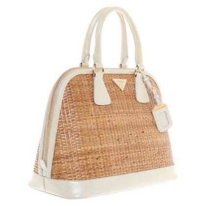 Prada Handtasche aus Materialmix