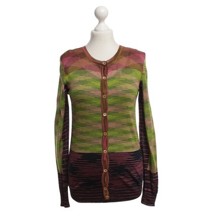 Missoni Twinset met patroon