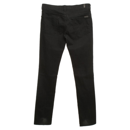 7 For All Mankind Jeans 'Roxanne' in black