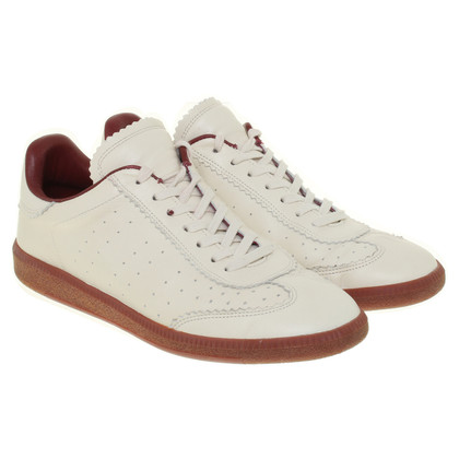 Isabel Marant Sneakers in crema