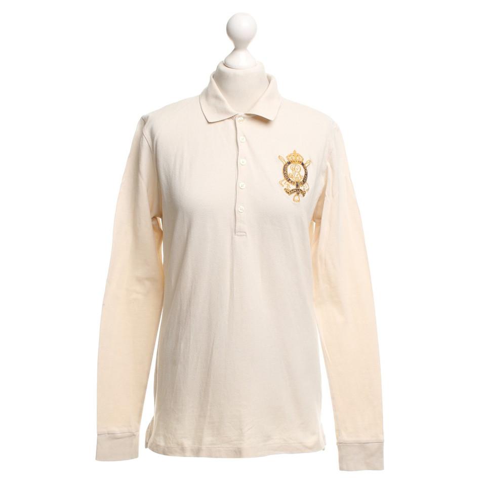 ralph lauren polo shirt in beige second hand ralph lauren polo shirt in beige gebraucht kaufen. Black Bedroom Furniture Sets. Home Design Ideas